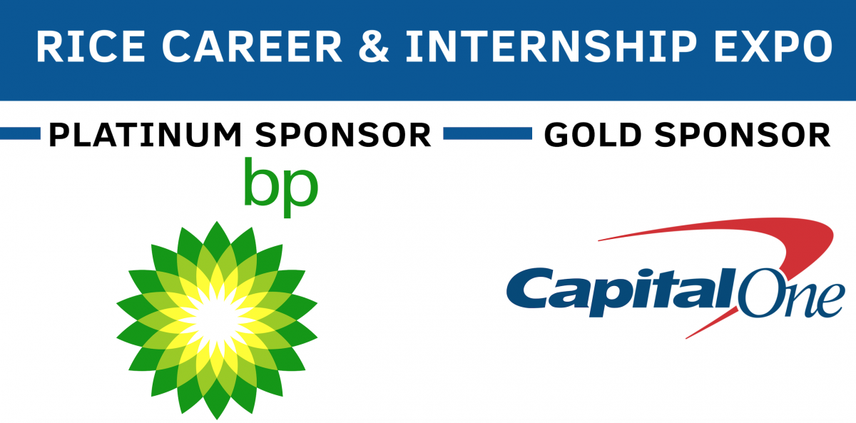 Career and Internship Expose banner
